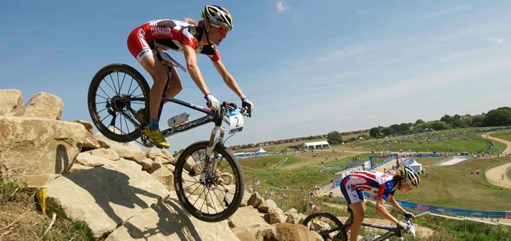 Bayan bisikletleri